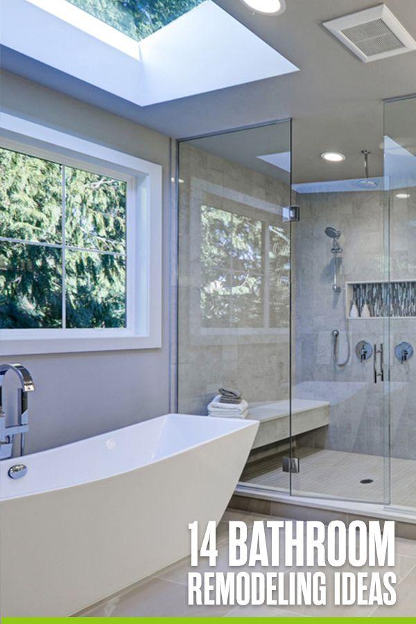 14 Bathroom Renovation Ideas To Boost Home Value Extra Space Storage Bathrooms Remodel Bathroom Interior Design Bathroom