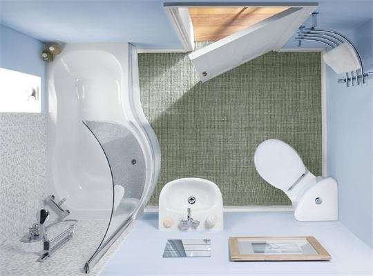 Bagno In Camera Piccolissimo : Idee per l arredamento di un bagno piccolo bagno