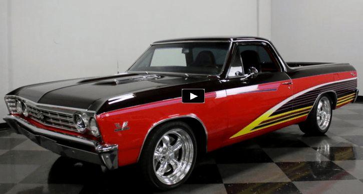 500hp+ Custom Built 1967 Chevrolet El Camino 454