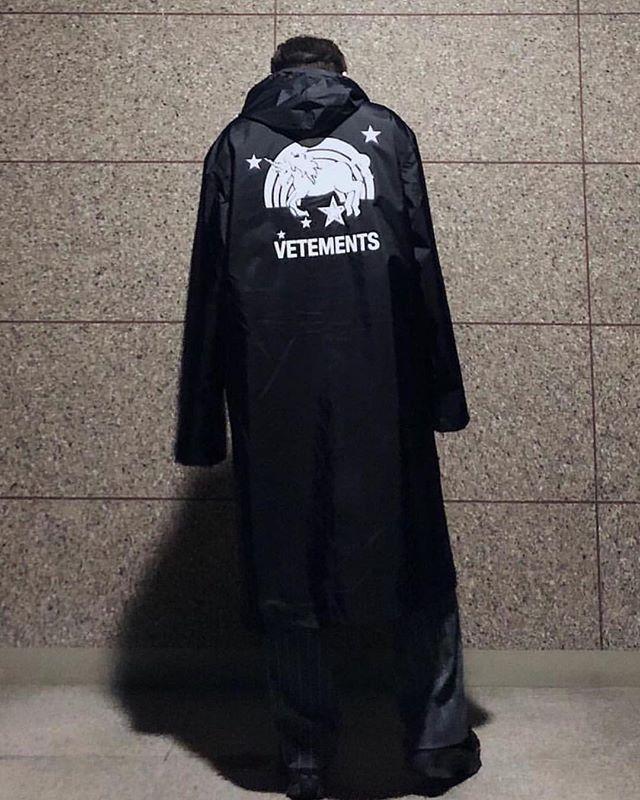 Limited Edition Unicorn Raincoat Now Online Www Matchesfashion Com