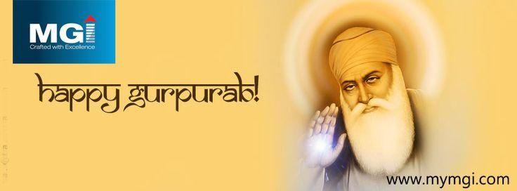 #MGI_Group wishes to all of you!!  #Happy_Guru_nanak_jayanti  www.mymgi.com