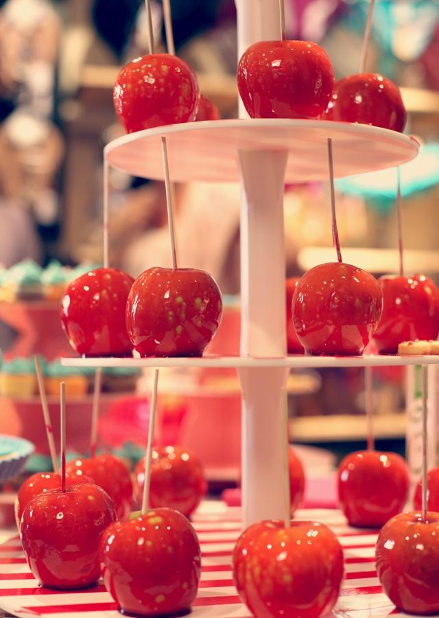 Pommes d'amour...
