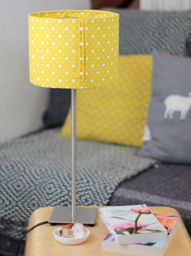 97 les meilleures images concernant abat jour sur - Comment faire une lampe de chevet ...