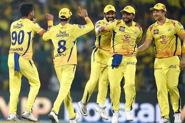 Chennai Super Kings Cricket Team Mahendra Singh Dhoni Ipl 2020 Chennai Super Kings Cricket Teams Ipl