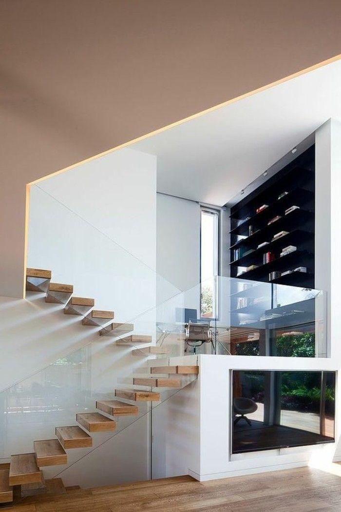 78 best Gestaltung von Treppen images on Pinterest Apartment - treppen wand gestalten