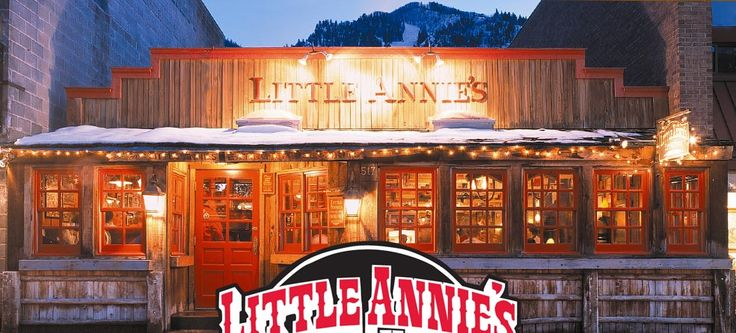 Little Annies - An Aspen Classic