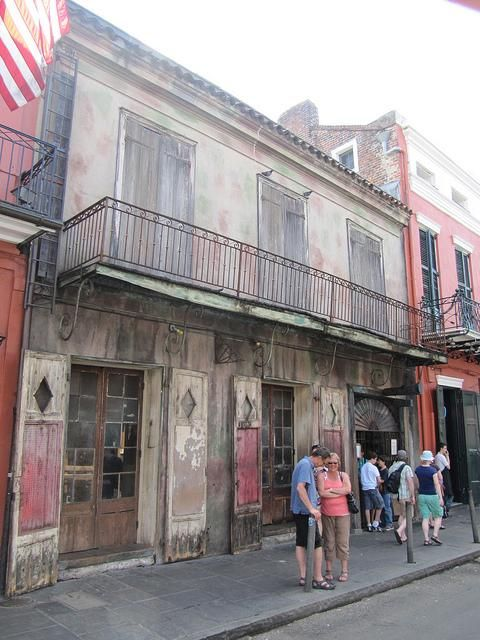 Preservation Hall / New Orleans / Louisiana