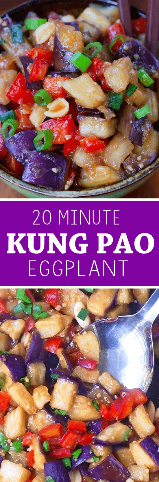 A delicious & wholesome alternative to Chinese takeout, without all the extra fat and calories!