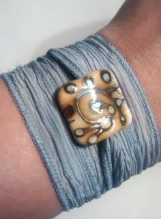 Golden Soleil Bracelet/Necklace Wrap