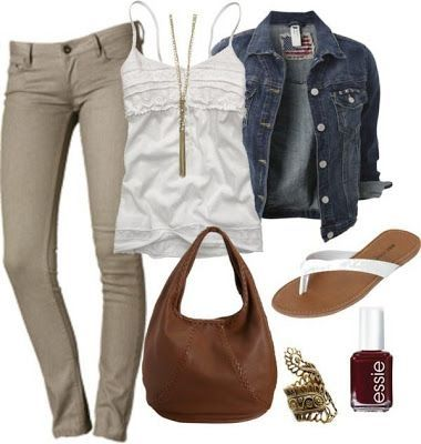 2013 trends women business casual | Trendy women outfits by Amba09