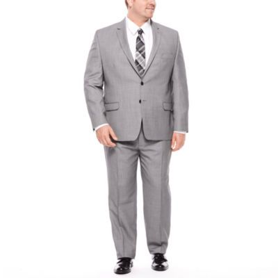 Collection Birdseye Suit Separates - Big & Tall - JCPenney