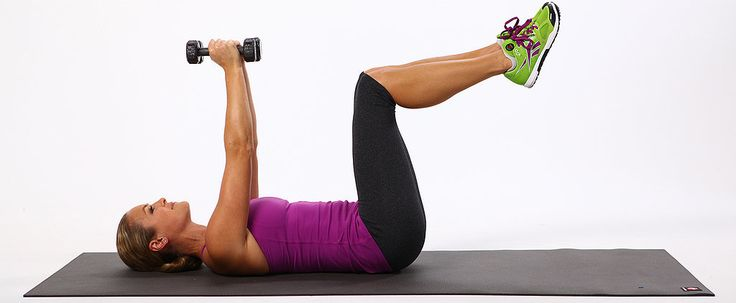 19 exercises to help you say bye bye to boring crunches