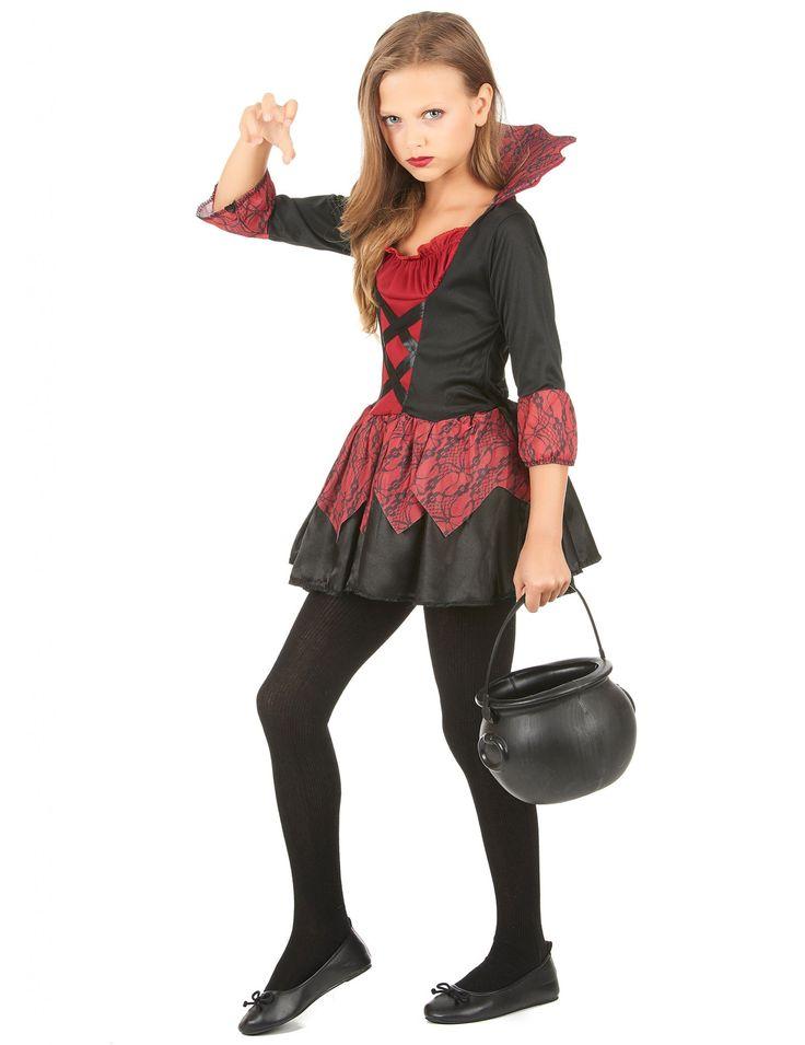 Déguisement vampire fille-1