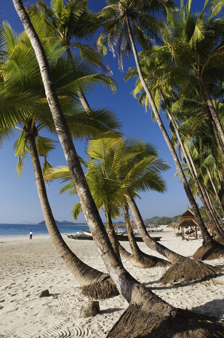 Ngapali Beach, Myanmar - HarpersBAZAAR.com
