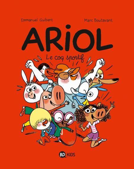 10 best ariol emmanuel guibert et marc boutavant images on pinterest comic books comics and - Ariol dessin anime ...