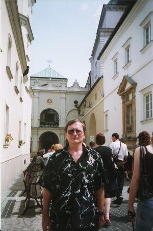 в г. КРАКОВ (Польша)