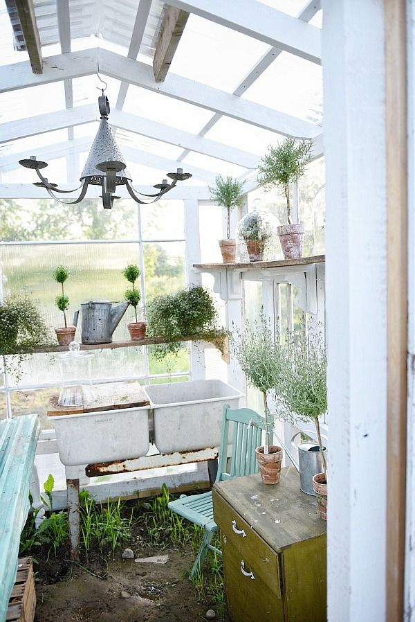 917 best The Green House Effect images on Pinterest | Greenhouses ...