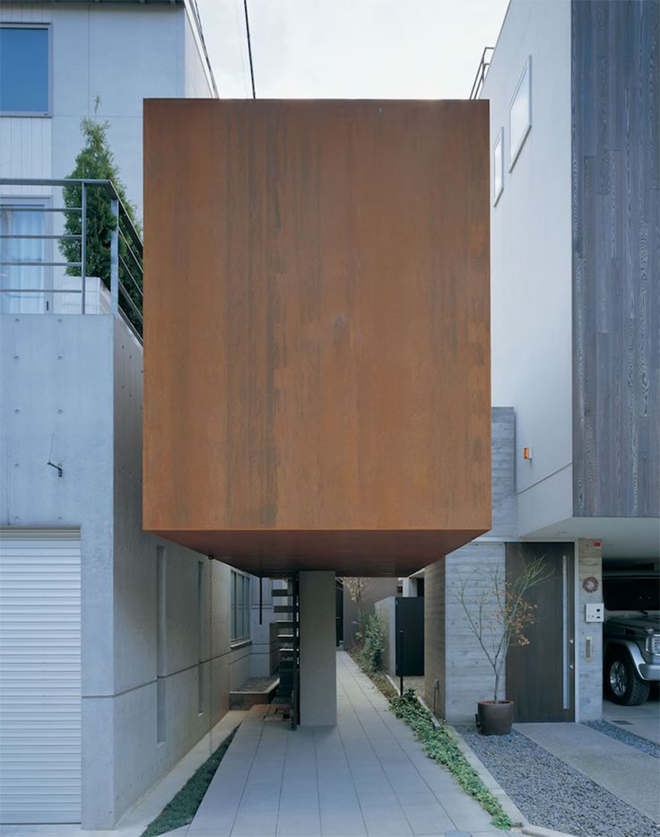 Niizekistudio khb db 03 architecture pinterest entrada for Lloyds architecture planning interiors