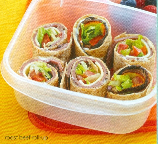 Roast Beef Roll-ups! | From My Kitchen With Love | Pinterest