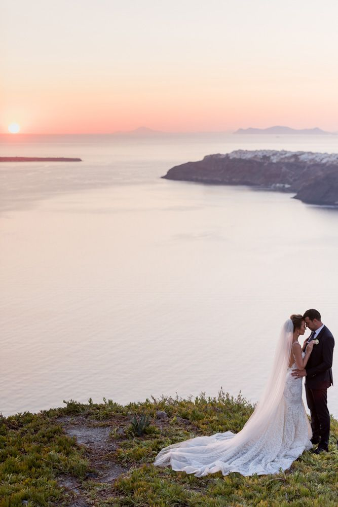 Glamorous UK Wedding in Santorini Photo by @studiophosart (Phosart Photography & Cinematography) Wedding Planner: @thebridalconsultants Coordinator: @weddingsinsantorini Decoration & Flowers by @weddingwishsantorini Wedding venue: @lecielsantorini Wedding dress: @berta Bridal make up: @lashandmakeup Candy Bar by @cakeladygreece