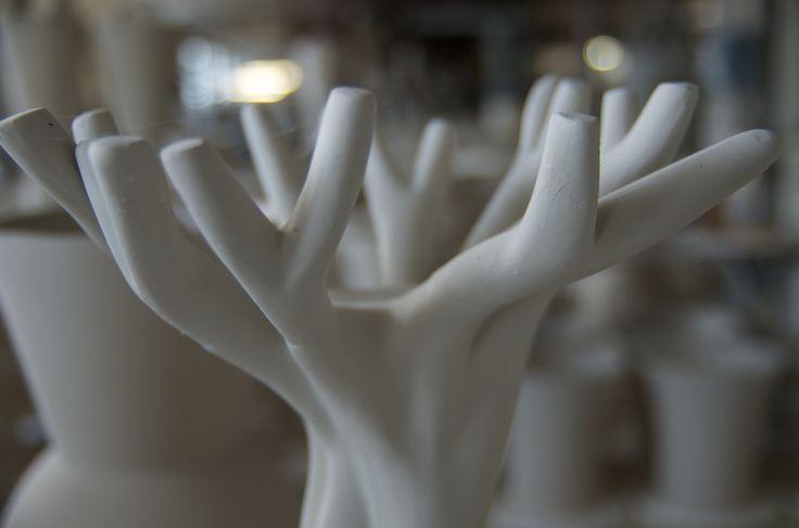 Manufacture, Arbre  Virebent Porcelaine du Lot