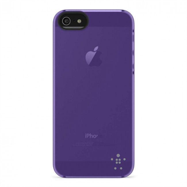 Belkin Shield Sheer Matte Case for iPhone 5  $34.99 at zenwer.com