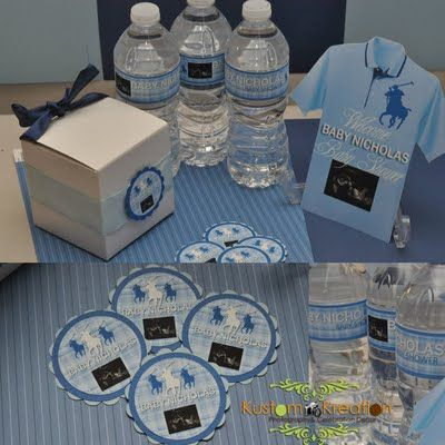 themed baby showers shower ideas shower pics polo baby shower by baby