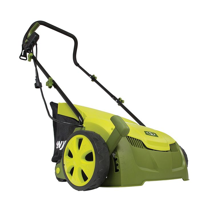 "Sun Joe 12 Amp 13"" Electric Scarifier  Lawn Dethatcher with Collection Bag - Amazon $90.18 Free Shipping #LavaHot http://www.lavahotdeals.com/us/cheap/sun-joe-12-amp-13-electric-scarifier-lawn/196272?utm_source=pinterest&utm_medium=rss&utm_campaign=at_lavahotdealsus"