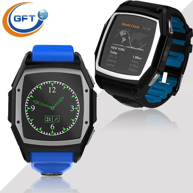 GFT GT68 bluetooth smart watch sim android mit gesundheit rate monitor smartwatches android zubehör für männer sport armbanduhr //Price: $US $52.03 & FREE Shipping //     #clknetwork