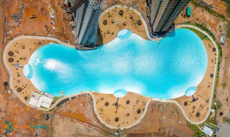 (MT) Cuiabá | Brasil Beach Cuiabá Home Resort | Condomínio com praia artificial - Page 2 - SkyscraperCity