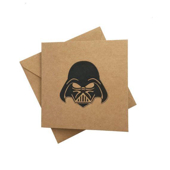 #Darthvader #Card #Handmade #StarWars