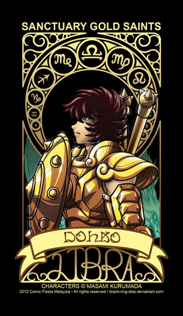 Dohko, chevalier de la balance