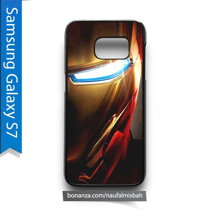 Iron Man Face Samsung Galaxy S7 Case Cover - Cases, Covers & Skins