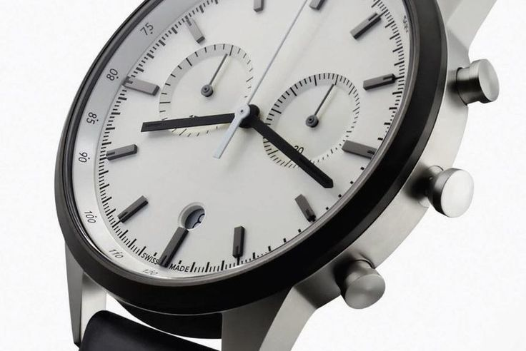 Uniform Wares C41 Chronograph Headlines New Swiss Made Watch CollectionMore great watches at: http://vintagewatchesdepot.com