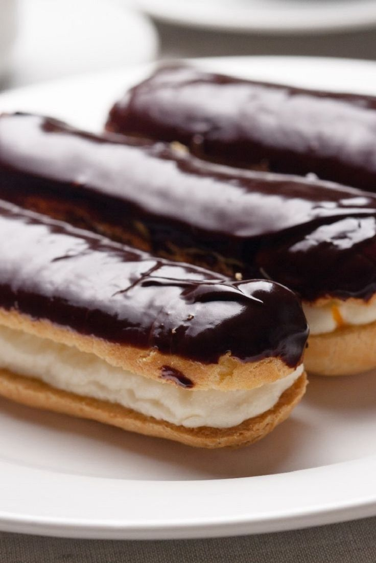 42 best eclairs, profiterole images on Pinterest | Eclairs ...