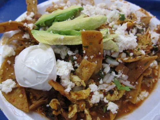 Carne Asada Chilaquiles | La Tolteca, Phoenix, AZ