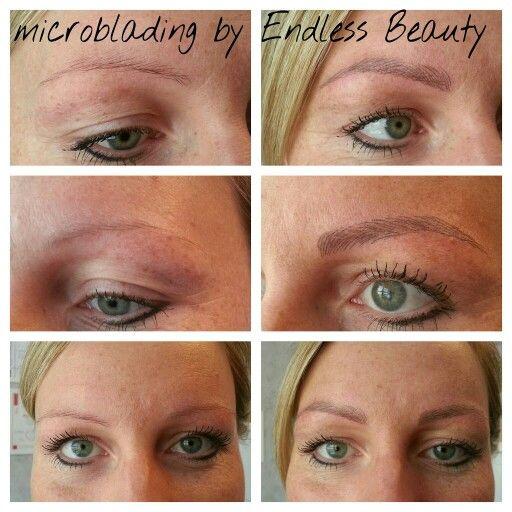 Microblading Feinste Härchentechnik für natürliche Augenbrauen Info&Termin 01719779176 Endlessbeauty@web.de