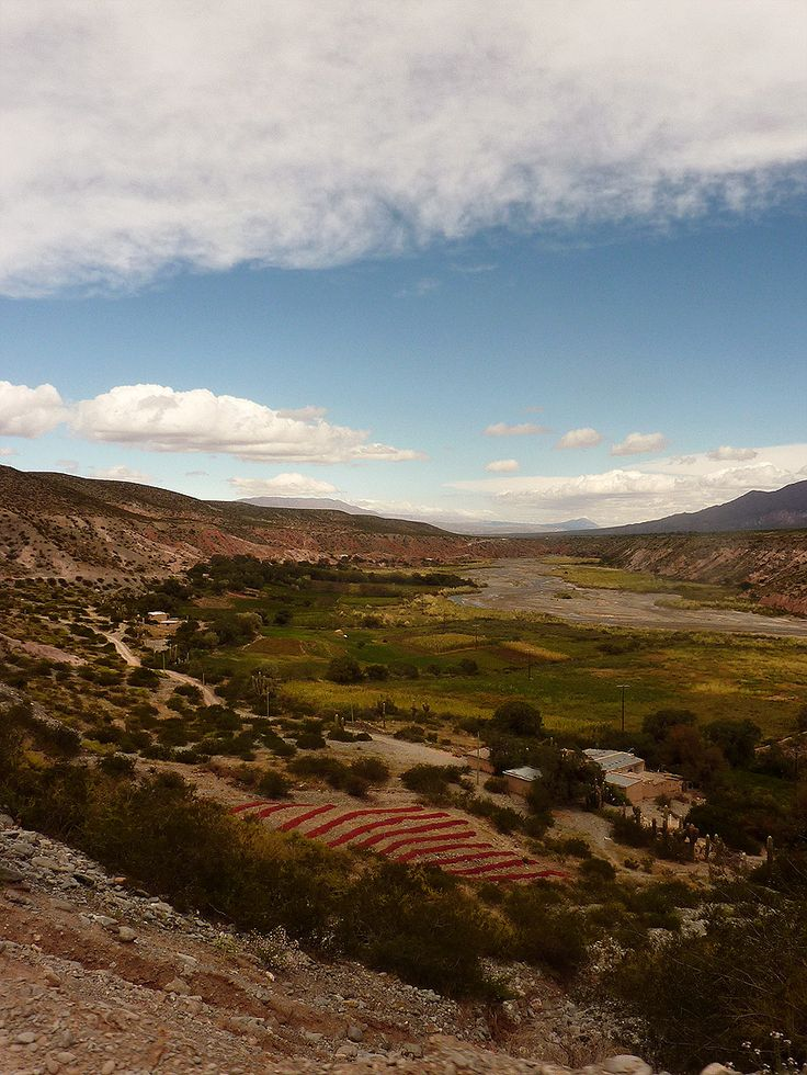 Payogasta. Ruta 40 - km 4520. Salta, Argentina © Gonzalo Kenny