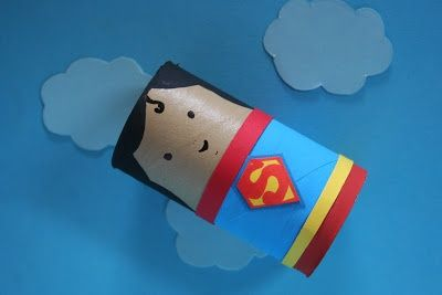 toilet paper roll craft - Buscar con Google