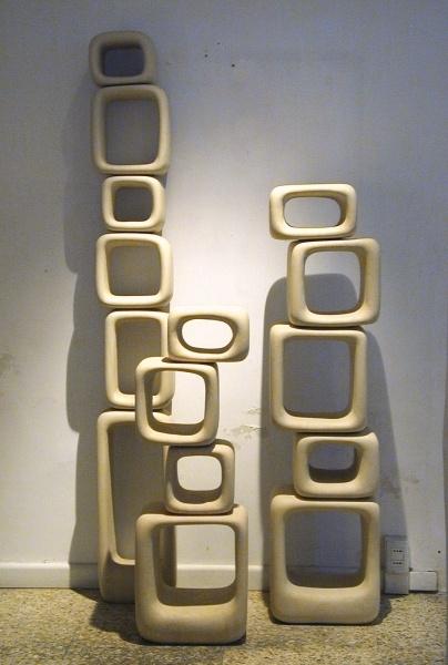 Renzo Buttazzo - Librerie Module in pietra leccese