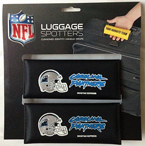 Carolina Panthers Luggage Tag