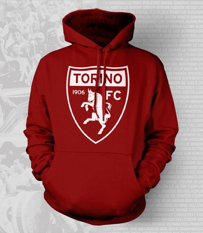 Torino FC Italy Hoody Sweatshirt