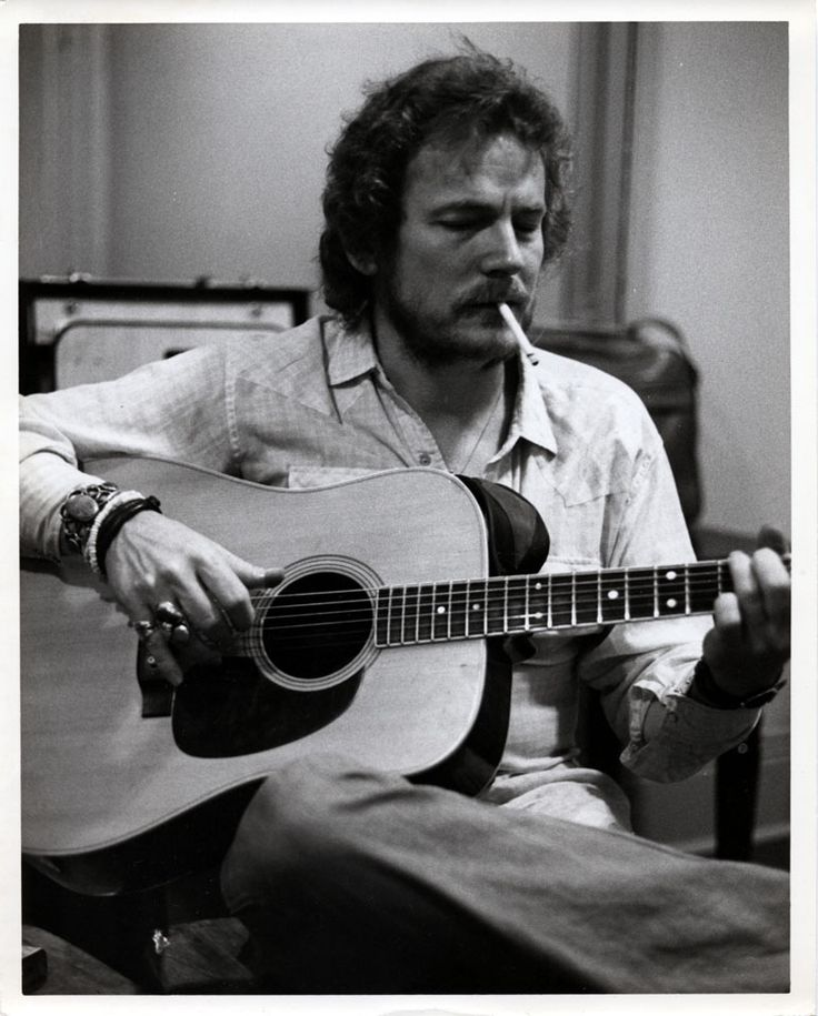vintage photos of gordon lightfoot from the 70's | Gordon Lightfoot Vintage Print 1975