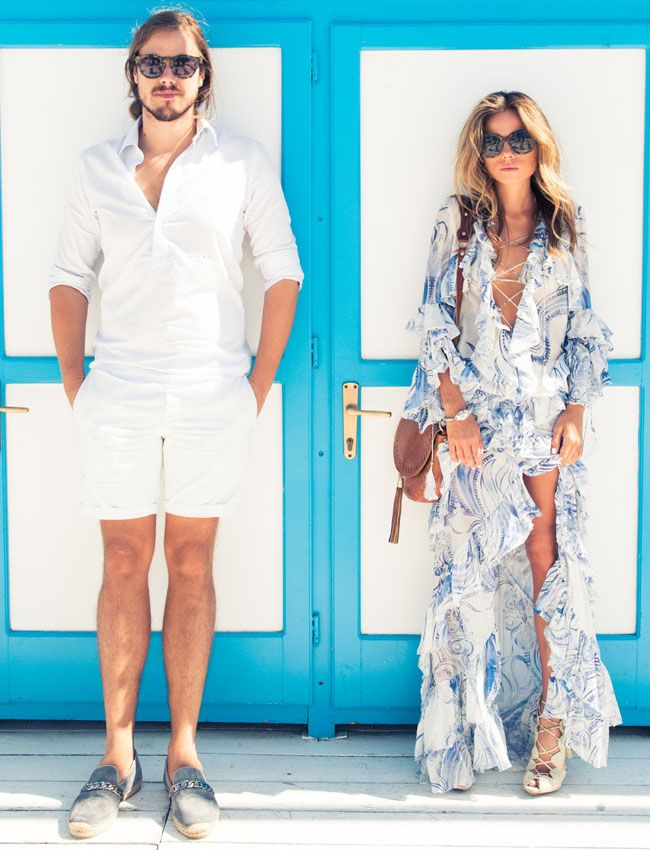 Ultra Chic in Capri: Erica and Louis` Wedding