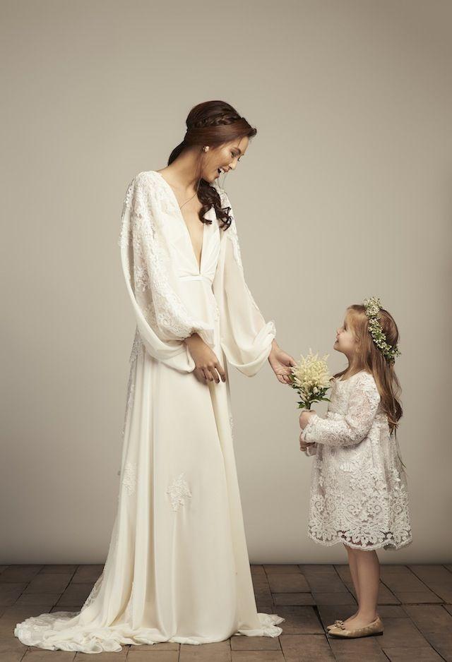 Fashion Friday: Vania Romoff Bridal   http://brideandbreakfast.ph/2014/11/21/fashion-friday-vania-romoff-bridal/