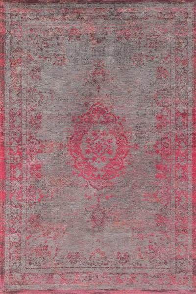 Karpet Vintage Fading Medallion Pink Flash 8261