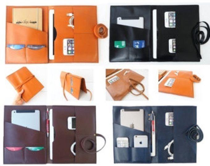 The 25+ best Leather portfolio ideas on Pinterest Menu0027s laptop - leather resume folder