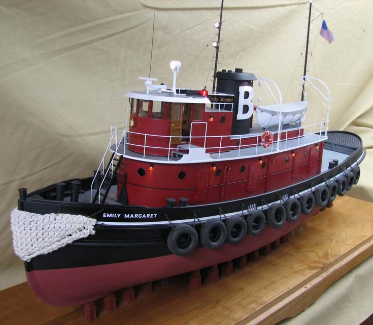 28 Best RC Model Tugs And Equipment Images On Pinterest