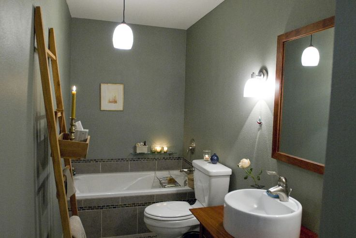 Windowless bathroom tile ideas windowless for Windowless bathroom design ideas