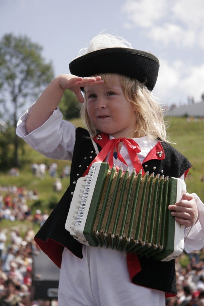 Jánošíkove dni is an biggest international festival in Slovakia